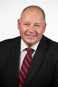 Councillor Tony Shields